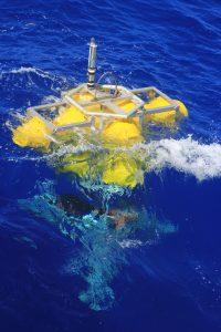 deep-sea-lander-floating-after-deployment-at-1500-m-water-depth